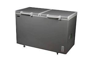 Elanpro EF 455 Double Door Chest Freezer