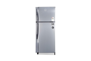 Godrej 236 L 2 Star Inverter Frost-Free Double Door Refrigerator (Stainless Steel)