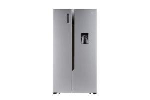 AmazonBasics Side-by-Side Door Refrigerator