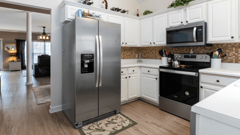 Best Side by Side Refrigerator under 50000 – Large Capacity